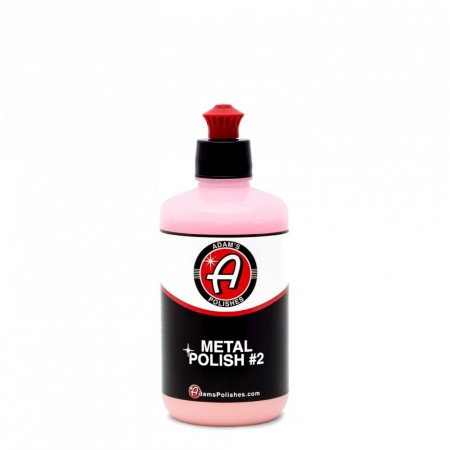 Adam's Metal Polish #2 236ml