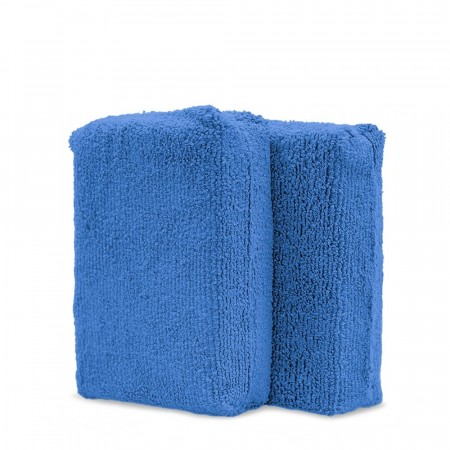 Adam's Blue Microfiber Applicator Pads (2 pack)