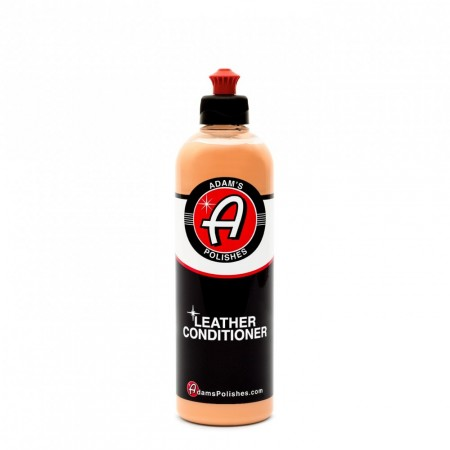 Adam's Leather Conditioner 473ml
